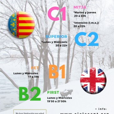 Cursos d'hivern 2019