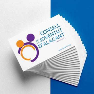 Juventud, feminismo y alicantinismo en la nueva identidad visual del Consell de la Joventut d'Alacant